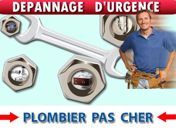 Colonne Bouchée BERNEUIL SUR AISNE 60350