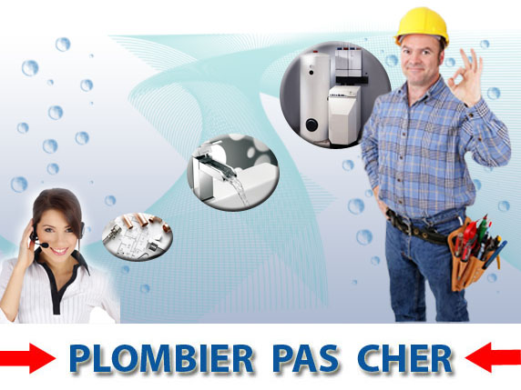 Colonne Bouchée Condecourt 95450