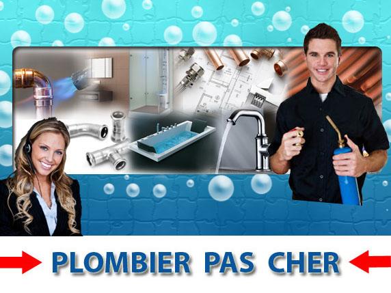 Colonne Bouchée CROISSY SUR CELLE 60120