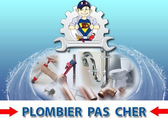 Colonne Bouchée Fontenay Saint Pere 78440