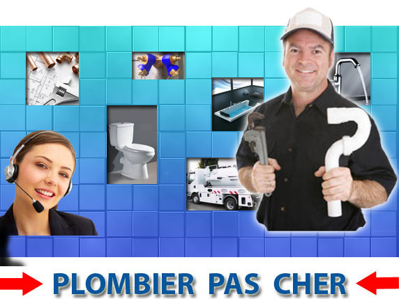 Colonne Bouchée Le Plessis Chenet 91830