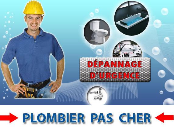 Colonne Bouchée Le Plessis Luzarches 95270