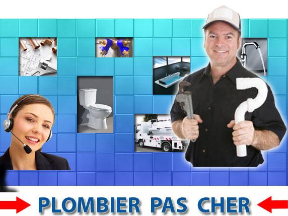 Colonne Bouchée Le Thillay 95500