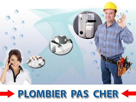 Colonne Bouchée Mareil en France 95850