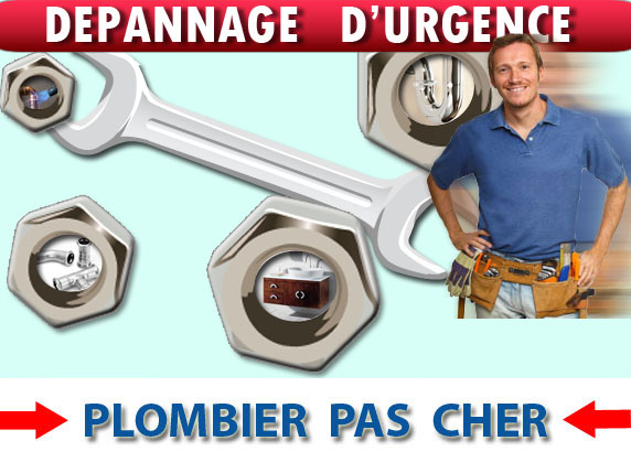 Colonne Bouchée ORRY LA VILLE 60560