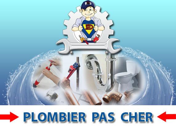 Colonne Bouchée PUITS LA VALLEE 60480